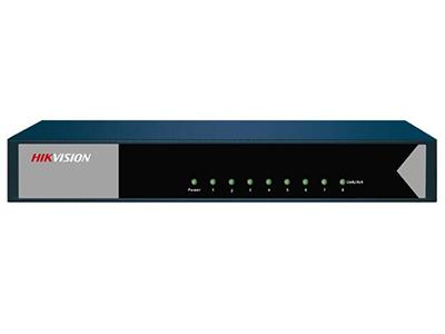 海康威視DS-3E0508-E    8個10/100/1000Mbps自適應以太網端口