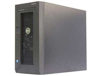 戴尔 T30 服务器  接口类型: SATA  最大支持CPU个数: 1个 标配内存: 4GB  硬盘容量: 500GB  服务器类型: 塔式