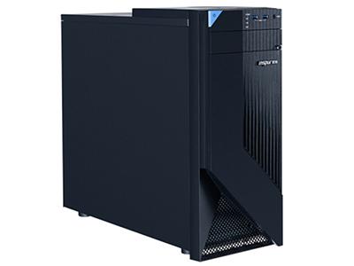 浪潮 NP3020M4 服務器 XeonE3-1220V5(3.0GHZ)/8M/4C*1/8G DDR4 UDIMM*1/3.5 500G SATA 硬盤*1/板載SATA控制