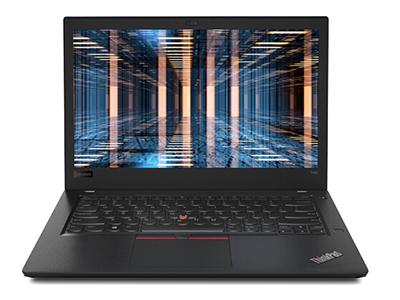 ThinkPad  T480系列 T48020L5A01KCD 筆記本 i5-8250u/4GB內存/256GB固態硬盤 /14英寸HD /集顯/攝像頭/指紋