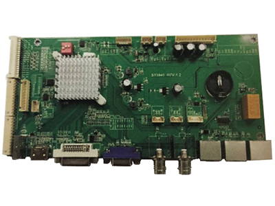 海曦蓝   XZD-BK3840  4K拼接板卡