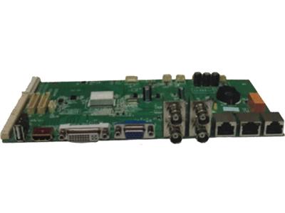 海曦蓝   XZD-BK8900 拼接板卡