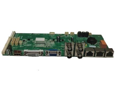 海曦蓝  XZD-BK8700拼接板卡