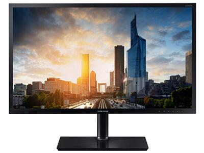 三星S27H650FDC  产品类型:LED显示器,广视角显示器,护眼显示器 产品定位:大众实用 屏幕尺寸:27英寸 面板类型:PLS 最佳分辨率:1920x1080 可视角度:178/178° 视频接口:D-Sub(VGA),HDMI,Displayport
