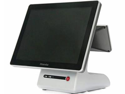 易联达 X200工控主板  进口A类电容屏  全铝合金底座  纯平面设计 外观时尚大方  有银白  银灰两种颜色