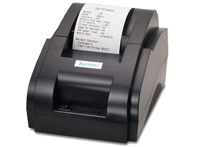 芯烨 XP-58IIH 58mm热敏小票打印机