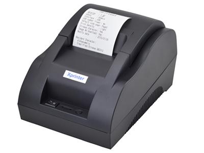 芯烨 XP-58IIQ 58mm热敏小票据打印机