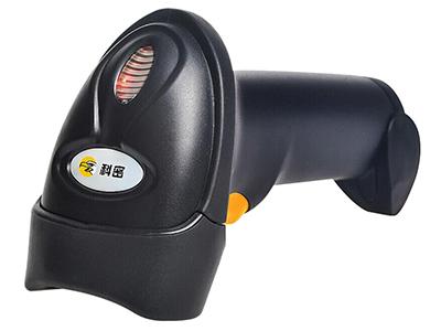 科密YX-18+    扫描模式:一维有线激光;扫描速度:200次/秒;扫描精度:4mil;扫描景深:0-250mm; 接口类型:USB、RS232、PS/2;线长:2M;支持自动连续扫描;毛重:200g