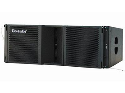 西特爾 ML-2122 專業音箱 頻率范圍60Hz-18KHz 阻抗LF:16Ω HF:200W16Ω  最大功率LF:1000W HF:200W
