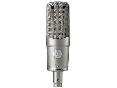 鐵三角 AT4047MP多指向專業電容麥克風錄音棚話筒