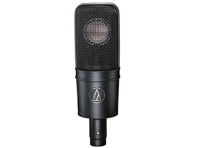 鐵三角 AT4040電容麥克風話筒