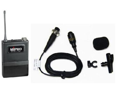 咪寶 MA101 專用無線領夾式話筒