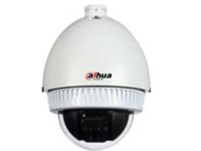 大華DH-SD6323C-G  23倍模擬中速智能球;最高支持23倍光學變倍,可清晰分辨100米外的車牌內置100米紅外燈補光