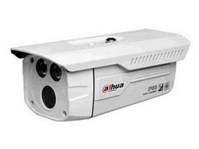 大華 DH-IPC-HFW4125B-AS  130萬像素紅外防水攝像機,50米紅外,鏡頭3.6mm-16mm可選,音頻,可插卡