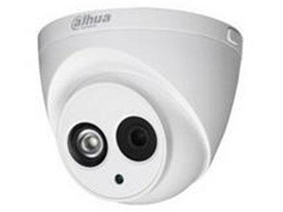 大華 DH-IPC-HDW1225C   200萬像素紅外半球攝像機,30米紅外,鏡頭2.8mm-6mm可選,無POE供電,