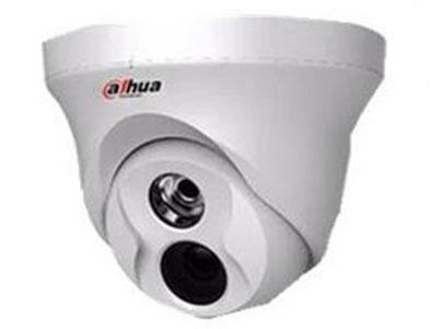 """大華 DH-IPC-HDW4120C-A  1/3""""CMOS,紅外半球攝像機,30米紅外,鏡頭2.8mm-8mm可選,內置拾音器"""