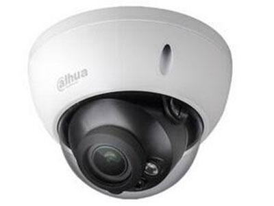 大華 DH-IPC-HDBW4125R-AS   130萬像素紅外防暴半球攝像機,30米紅外,鏡頭2.8mm-8mm可選,音頻,可插卡