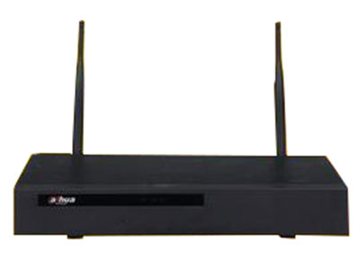 大華 DH-NVR4104H-W  4路1080P.支持Wifi攝像機無線接入