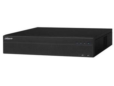 大華 DH-NVR5864-4K  H.265壓縮 分辨率:32路1080P;支持SATA硬盤數量:8; 機箱2.0U;支持4K高清顯示,32畫面預覽
