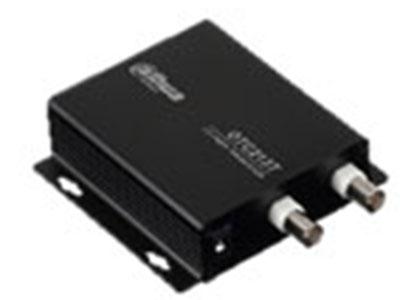 大華 DH-OTC213T  發射端,2路720P,25\\30幀CVI視頻,單纖雙向,20km,FC光口,不支持485及同軸復合