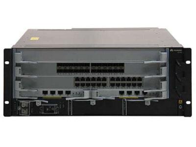 华为 ES0Z1B03ACS0 核心 交换机套包 S7703基本引擎交流组合配置(含一体化总装机箱,MCUA主控板*2,800W交流电源*2)