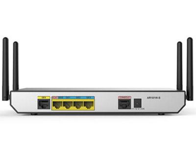 华为  AR101W-S 企业级路由器 1GE WAN,4 GE LAN,WIFI 2.4G+5G,1 USB2.0