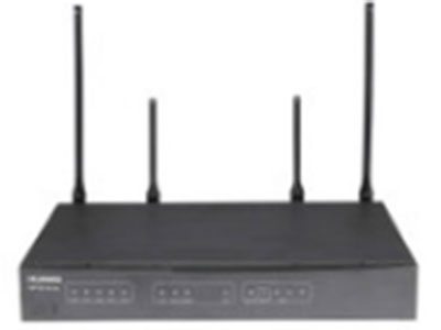 华为 AR161FGW-Lc 企业级路由器 1GE COMBO WAN,4GE LAN,1 USB,TDD/FDD LTE,1 WLAN