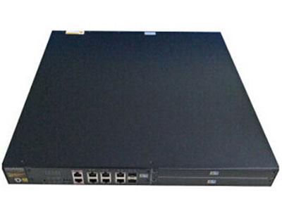 华为 USG6306-AC   下一代企业级防火墙 USG6306交流主机(4GE电+2GE Combo,4GB内存,1交流电源,含SSL VPN 100用户)