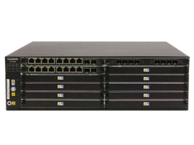 华为 SVN5660-AC 安全接入网 关 SVN5660交流主机(8GE电+4GE光,4GB内存,1交流电源)