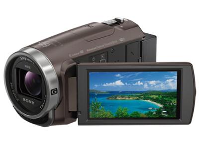 索尼 HDR-CX680 高清数码摄像机 5轴防抖 30倍光学变焦  家用DV/摄影机/录像机