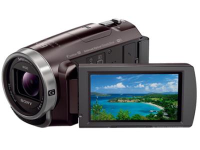 索尼 HDR-PJ675 高清数码摄像机  内置32G内存 5轴防抖 30倍光学变焦 G镜头 内置投影 WIFI/NFC传输