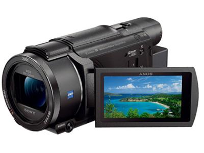索尼 FDR-AX60家用/直播4K高清数码摄像机 机身容量:64GB 变焦:15倍-30倍 像素:601万以上