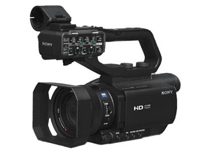 索尼 HXR-MC88 专业高清摄像机 巧便携 12倍光学变焦 清晰度:HD高清 存储介质:闪存式