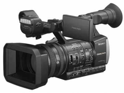 索尼 NX3 HXR-NX3  新型专业手持式存储卡高清摄录一体机 20倍光学变焦+20倍清晰影像缩放变焦