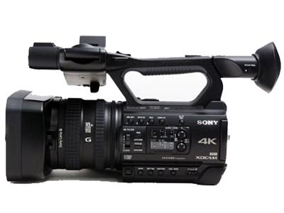索尼 PXW-Z150 手持式4K 专业摄像机  功能:高音质,取景器存储介质:闪存式类型:高端专业