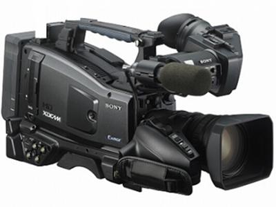 索尼 PMW-EX330R 肩扛式摄录一体机 像素:0-300万 清晰度:HD高清 变焦:15倍以下