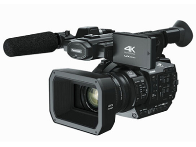 松下 AG-UX90MC 摄像机 像素:0-300万 清晰度:4K 变焦:15倍-30倍