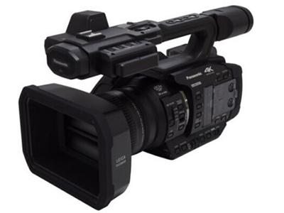 松下 AG-UX180MC摄像机 4K高清摄录一体机 清晰度:4K 变焦:15倍-30倍