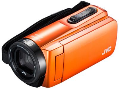JVC GZ-R465 四防高清数码家用摄像机 像素:601万以上 清晰度:HD高清 变焦:50倍以上