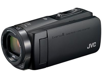 JVC GZ-RX650 BAC四防 高清数码摄像机  机身容量:8GB 像素:0-300万 清晰度:HD高清 变焦:31倍-50倍