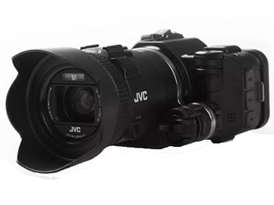 JVC  GC-P100 高清数码摄像机 清晰度:HD高清 存储介质:闪存式