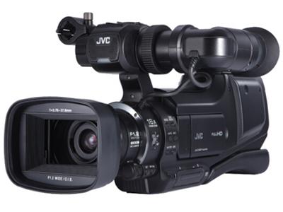 JVC JY-HM85ACH专业摄像机 高清摄像机 像素:601万以上 清晰度:HD高清 变焦:15倍-30倍