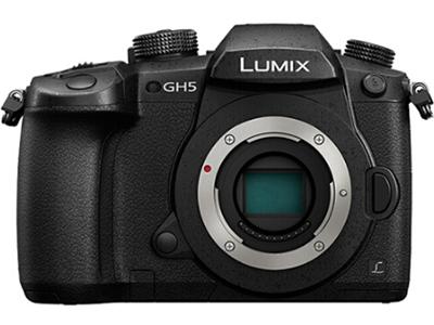 松下 GH5微型单电机身 6K照片、4K 60P视频录制、2030万像素 像素:2001-4000万 传感器尺寸:M4/3画幅
