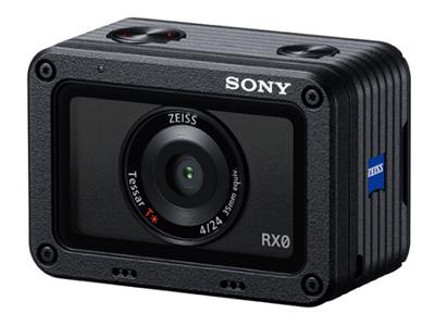 索尼 RX0 1英寸大底便携数码相机  像素:0-2000万 传感器尺寸:1英寸