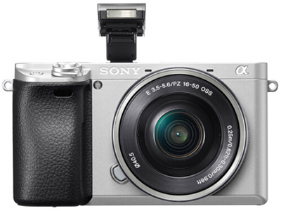 索尼 ILCE-6300L APS-C单镜头微单相机 像素:2001-4000万 传感器尺寸:APS-C画幅
