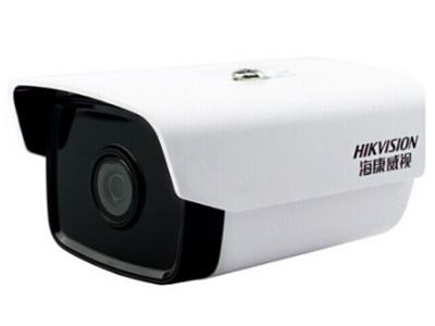 海康威視 DS-2CD1221-I3 200萬POE 家用網絡監控攝像頭 清晰度:200萬(1080P)