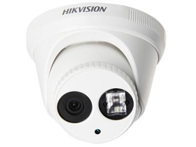 海康威視 200萬DS-2CD3321WD-I網絡監控攝像頭 清晰度:100萬(720P)