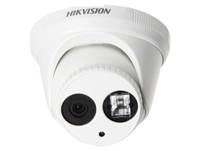 海康威視 DS-2CE56F5P-IT3 半球950線高清模擬監控攝像頭紅外30米