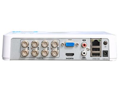 海康威視 8路(DS-7108HGH-F1/N)  監控硬盤錄像機