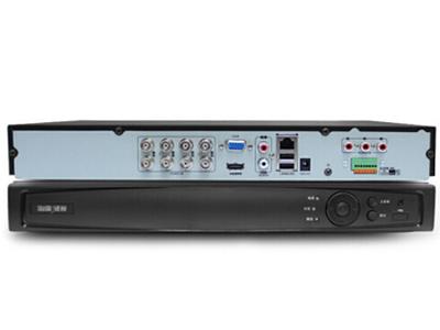海康威視  DS-7808HGH-F2/N N硬盤錄像機同軸